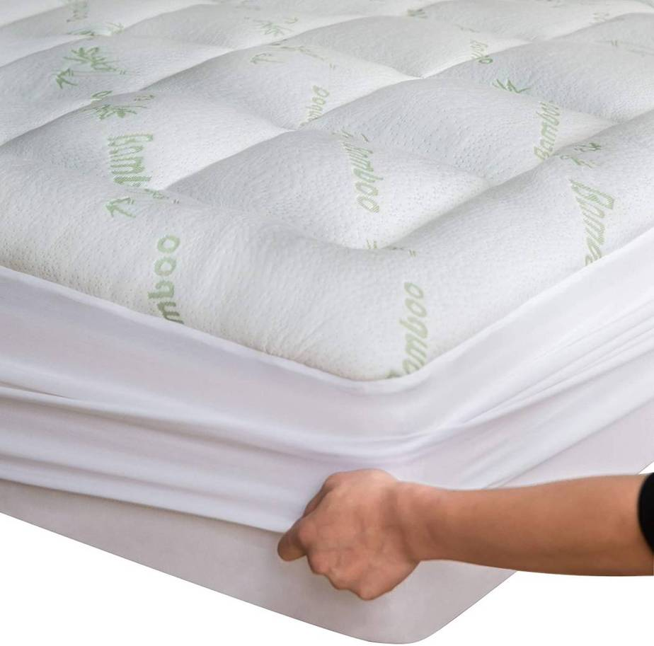 Bamboo-Extra Thick Mattress Topper