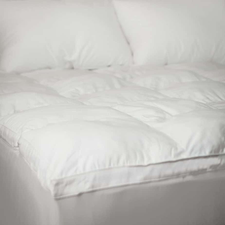 Allied Essentials Luxe mattress Topper